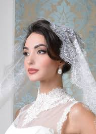 Sylvia Wedding Veil Cathedral Cathedral Veil Wedding Veil Lace