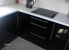 Black High Gloss Kitchen Doors View Pictures And Photos For John Paul Building Services Thank You
