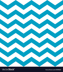 Cheveron Pattern Amazing Beautiful Aqua Blue And White Chevron Pattern Vector Image