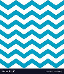Cheveron Pattern Amazing Beautiful Aqua Blue And White Chevron Pattern Vector Image