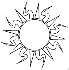 Small Picture Sun Coloring Pages Coloringpages1001com