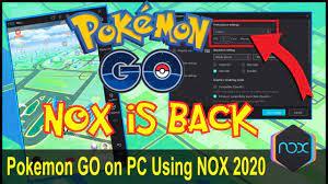 Pokemon GO on PC With NOX 2020, NOX is Back For Pokemon GO - YouTube