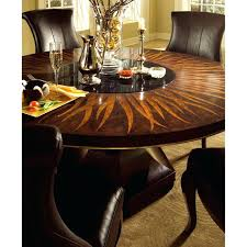 home and furniture traditional round dining table with lazy in orbit solid oak or susan rectangle adjule height round table