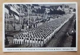 Kuvahaun tulos haulle Suurkisat 1956