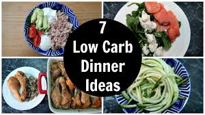 Planned Meals For A Week 7 Low Carb Dinner Ideas A Week Of Easy Keto Diet Dinner Recipes