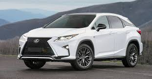 2018 lexus 7 seater. wonderful 2018 2018 lexus rx price 2017 7 seater 350 lease pictures with lexus seater t
