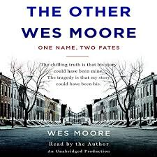 the other wes moore audiobook com the other wes moore cover art