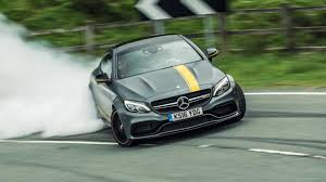 Perhaps to make the end of production a. Mercedes Amg C63 Review Edition 1 Driven 2016 2017 Top Gear