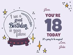 Post Frame Design Wizard Create Customized 18th Birthday Cards With Design Wizard