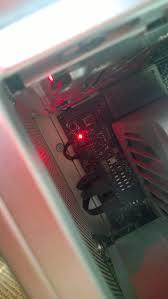 Red Cpu Light On Motherboard Mac Pro 5 1 Randomly Resetting Red Light On Motherboard