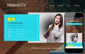 Web Developer Website Template Free Popteenus Com