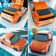 Bohemian Bakery Toyota T86 3d Car Cake Facebook