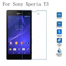 Sony Xperia T3 T 3 Arc Rand 0,3mm 2.5D ...