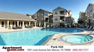 apartment for rent in san marcos tx. san marcos apartments park hill apartment rentals in texas for rent tx