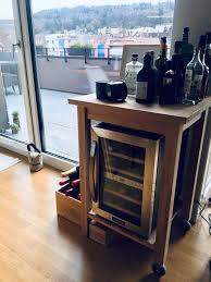 Wir Haben Uns Gefragt Wohin Mit Dem Weinkühlschrank Dann