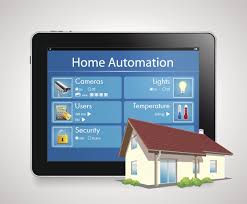 automated home security diy