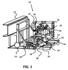 patent us7849680 diesel particulate filter system for auxiliary tripac apu wont start at Thermo King Tripac Apu Wiring Diagram