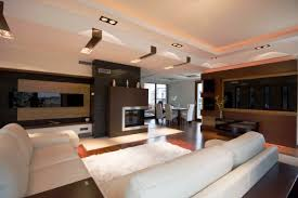 Modern Decorations For Living Room Modern Black Wall Modern Front Room Designs That Has White Modern