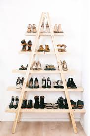Just The Right Shoe Display Stand 100 Cool And Practical Home Décor Hacks You Should Try Diys 31