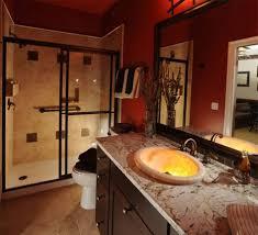 Dark Red Bathroom Red And White Bathroom Floor Tiles Unique Home Design
