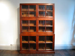 english antique display cabinet. Antique English Antiques. Circa 1890/1920s Stackable Display Cabinet /Bookcase