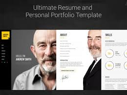 Wordpress Resume Theme Enchanting 44 Resume WordPress Themes For Personal Websites With CV Super Dev