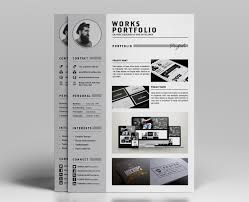 Resume Portfolio Template Best of Resume Portfolio Template YA