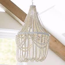 white wood chandelier31