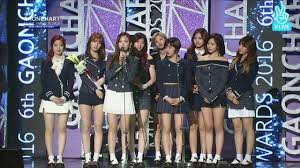 6th Gaon Chart Music Awards 2017 Twice Wins Digital Artist Of The Year For Tt Cheer Up 6th Gaon Chart Music Awards 2017_images 1