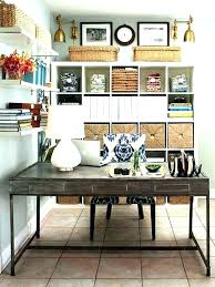 Home office small gallery home Interior Home Salsakrakowinfo Home Office Makeover Ideas View In Gallery Home Office Decorating