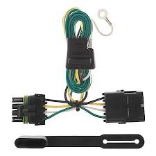 curt custom vehicle to trailer wiring harness 55315 advance auto custom vehicle to trailer wiring harness