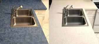 refinishing kitchen countertops