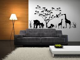 wall decals for living room great way