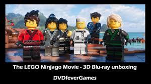 The LEGO Ninjago Movie 3D on Blu-ray - The DVDfever Review - DVDfever.co.uk
