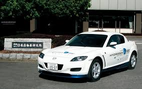 RX-8 Hydrogen RE helps setting the bar for hydrogen vehicles ...