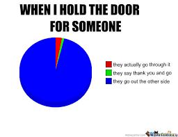 door holding