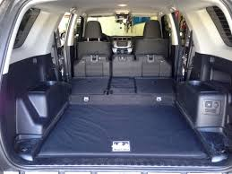 Toyota 4Runner Cargo Liners | Canvasback.com