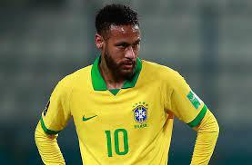 نيمار يغيب عن مباراتَي البرازيل