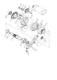 1981 yamaha seca 750 xj750rh starter clutch parts best oem starter