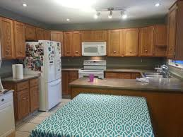 Grey Walls In Kitchen Beige Kitchen Cabinets With Grey Walls Quicuacom