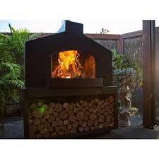 bakewell burner outdoor fireplace