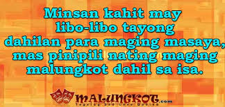 Best Tagalog Letting Go Quotes By Malungkot Com