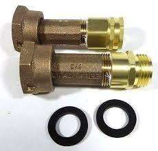 garden hose adapter. 3/4\ Garden Hose Adapter A
