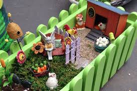 make take fairy gardens