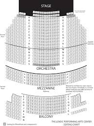The Pit New Mexico Seating Chart Seating Chart The Lensic