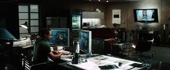 iron man office. Analysis UI - Iron Man 1 Office O