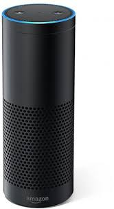 speakers in amazon. amazon echo speaker 1st generation - black speakers in