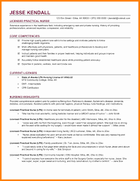 Registered Practical Nurse Resume Sample Unique Nursing Resume