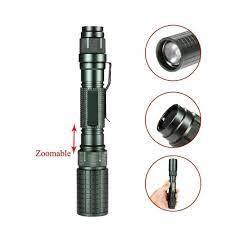 Đèn pin X-T6 bóng LED độ sáng 20000 Lumens có chức năng phóng to ánh sáng  thương hiệu UltraFire tại Nước ngoài