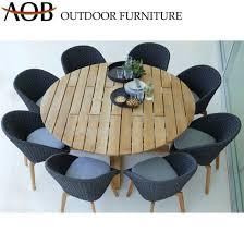 china outdoor furniture dining furniture